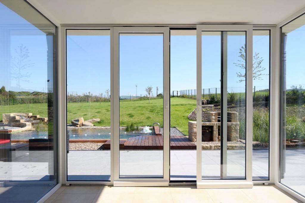 Стоимость параллельно-раздвижных дверей
