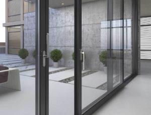 Подъемно-сдвижные двери