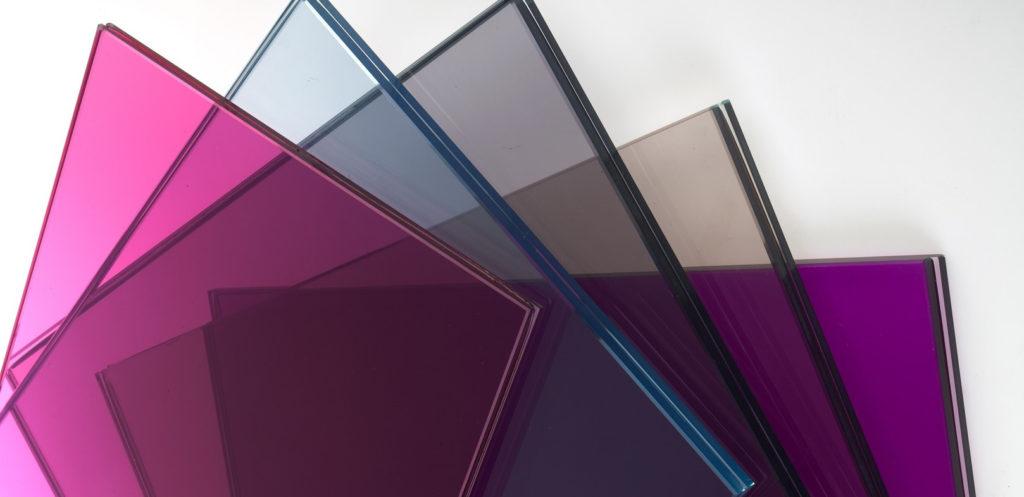 Цветные стекла для окон