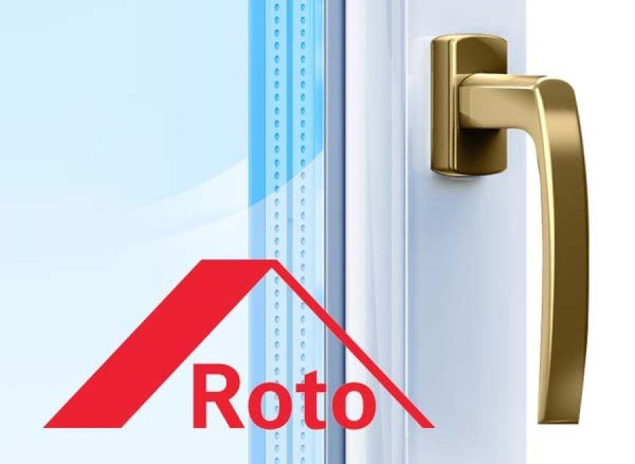 Противовзломная фурнитура Roto