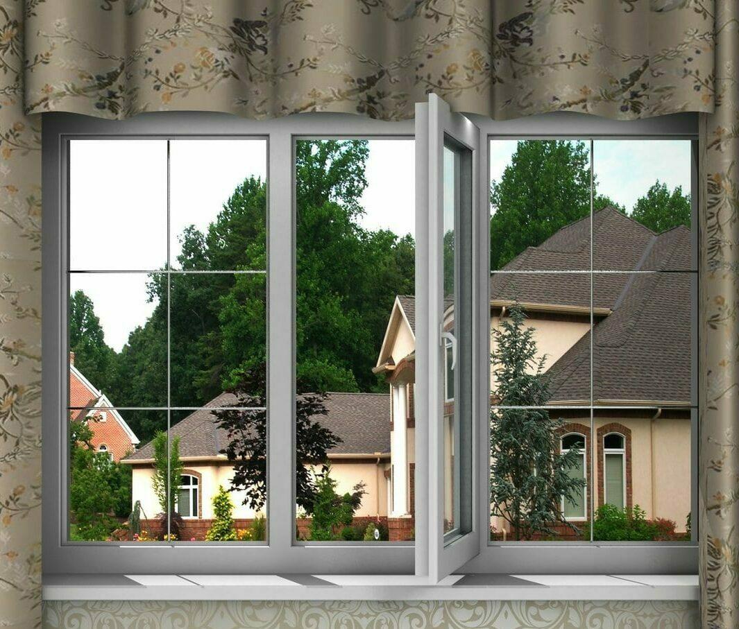 Качественные окна Века