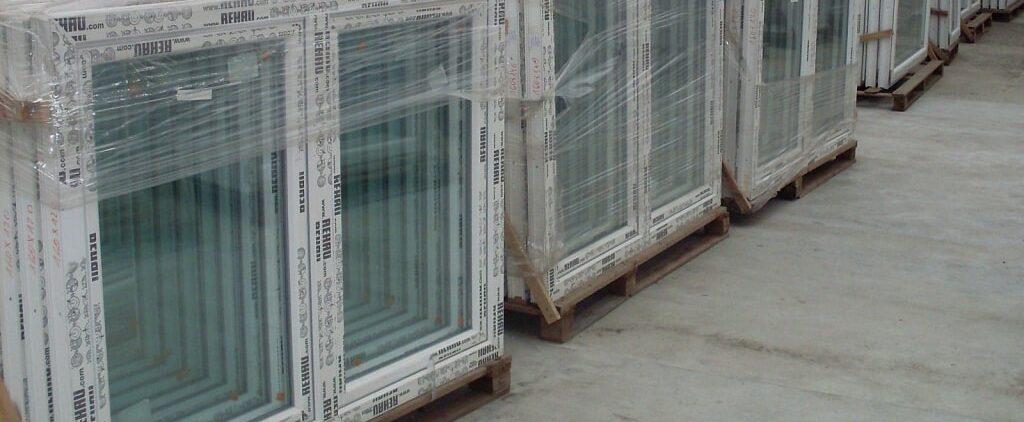 Оригинальные окна Рехау